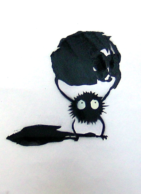 soot monster by listenimaginecreate