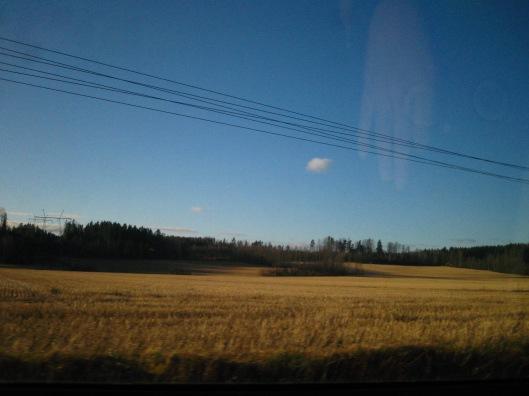Στο δρόμο από Helsinki προς Porvoo
