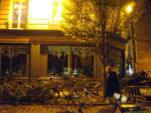 Marais, κοντά στο Bar littéraire