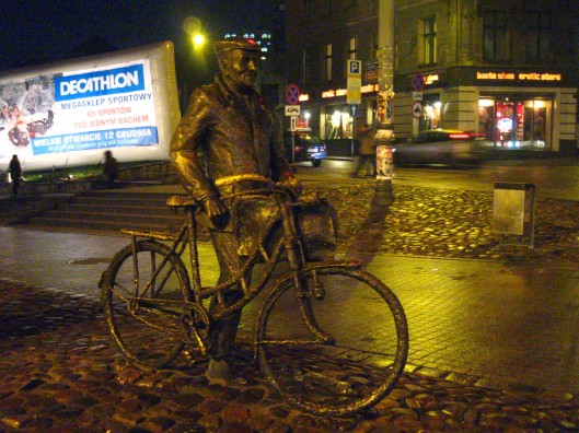 Tribute στον μ�σο Πολωνό (ποδηλάτη)