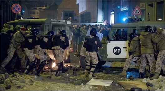 Λετονία, 9 Ιανουαρίου 2009