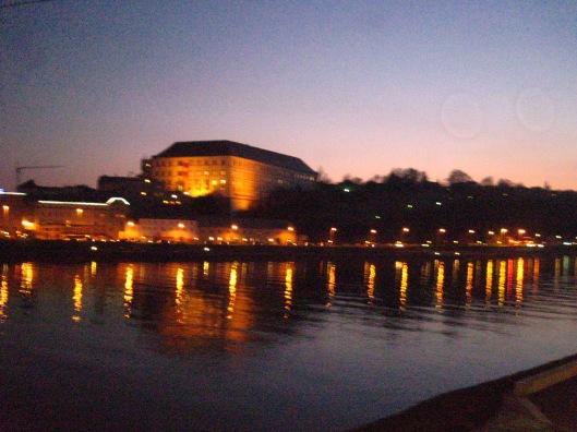 ο όμορφος, γαλάζιος Δούναβης