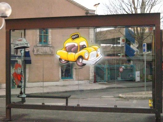 Σταση ταξι