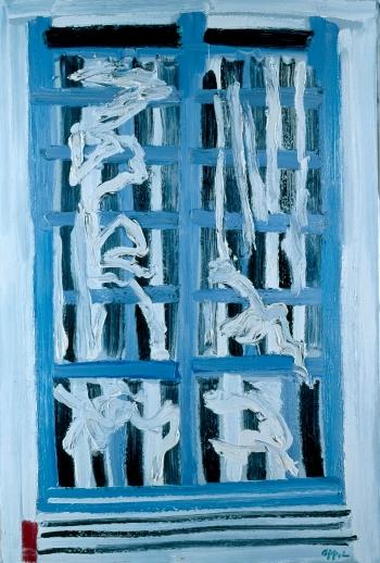 Παράθυρο - Karel Appel
