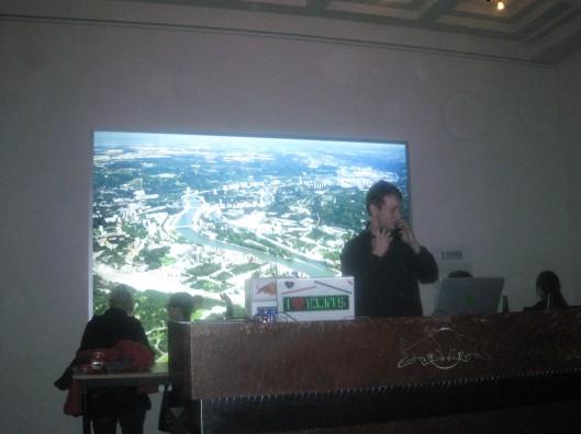 DJ στο Bozar