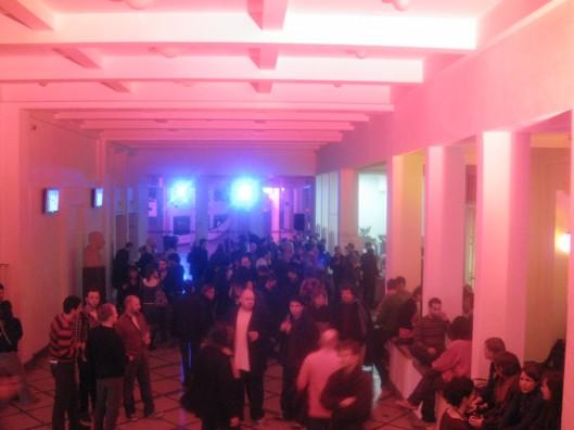 Bozar party