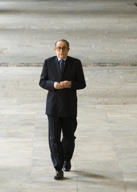 Toni Servillo στο ρόλο του Giulio Andreotti