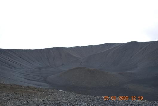 Ηφαίστειο Hverfjall, Myvatn