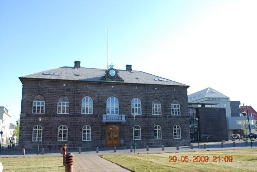 Το Κοινοβουλιο Άλθινγκ στο Ρευκιαβικ