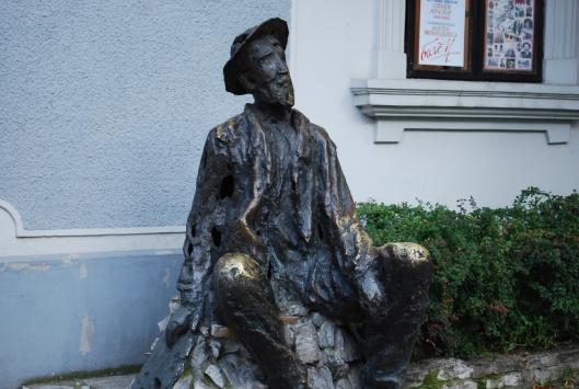 Βελιγράδι, ο James Joyce!