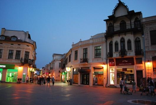 Bitola, Shirok sokak