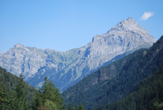 Ticino, Ελβετικές Άλπεις, λίγο πριν το τούνελ του Gotthard