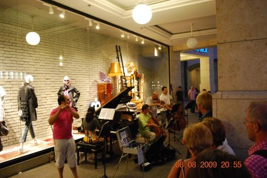 Μόναχο - Υπαίθρια συναυλία στα πλαίσια του φεστιβάλ κλασικής μουσικής