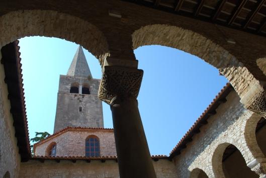 Porec, Κροατία - Βασιλική Αγ. Ευφροσίου