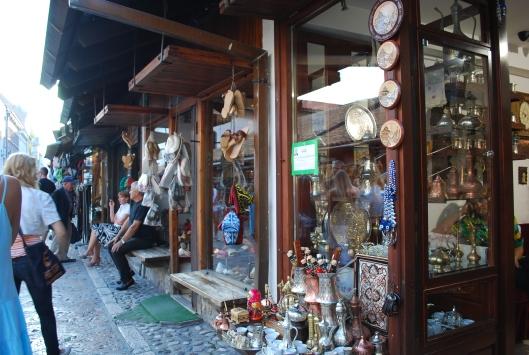 Σαράγεβο, Βοσνία - Bascarcija