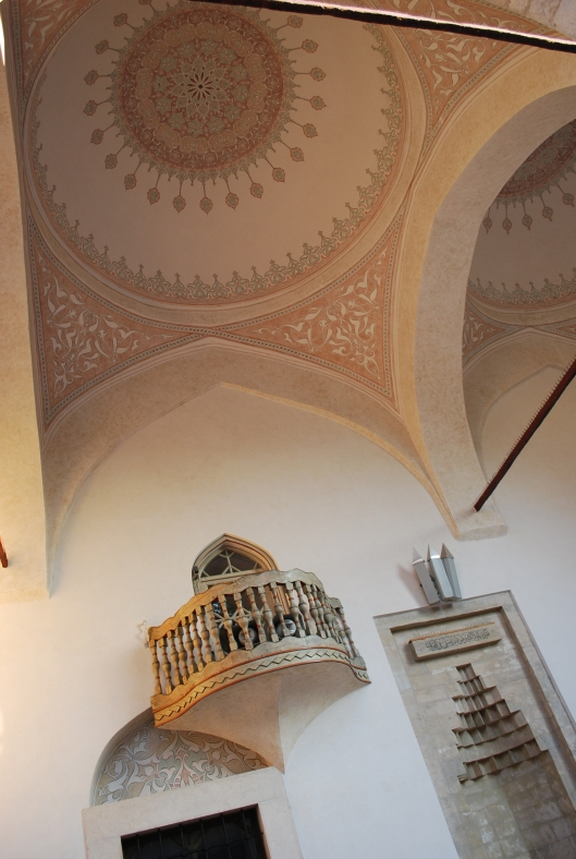 Σαράγεβο, Βοσνία, το τζαμί Gazi Husrev Bej