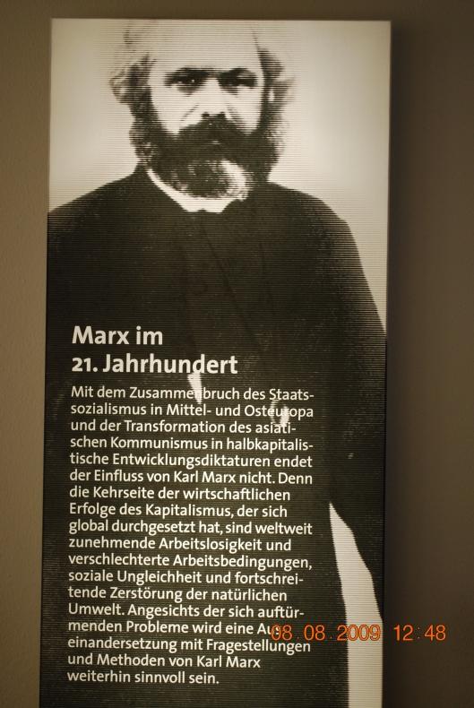 Trier - Από το σπίτι του Karl Marx