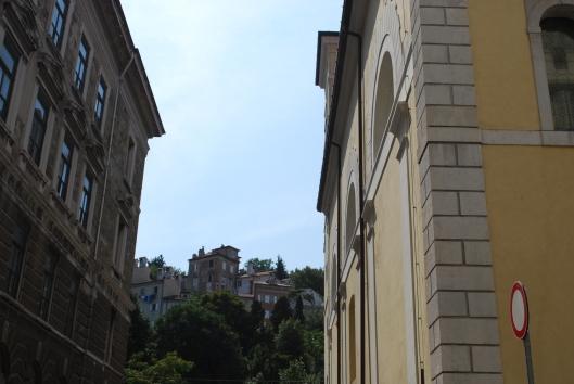 Τεργέστη, Ιταλία