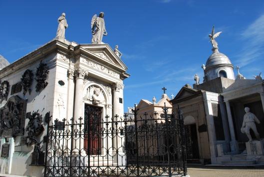 Νεκροταφείο της Recoleta, Buenos Aires