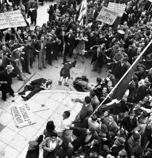 Αθήνα, Δεκέμβρης του '44