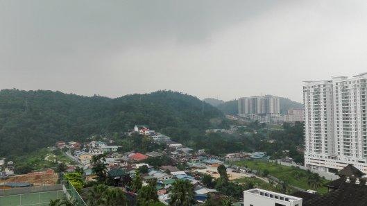 η θέα από Kiala