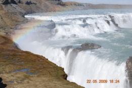 Güllfoss, Ισλανδία, Μάης 2009