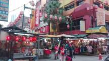 Chinatown, Kuala Lumpur, Μάης 2016